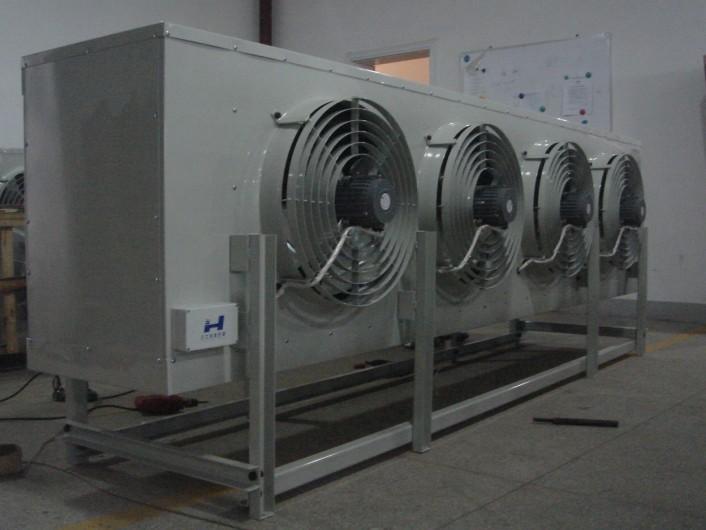型立式冷风机(水冲霜式)