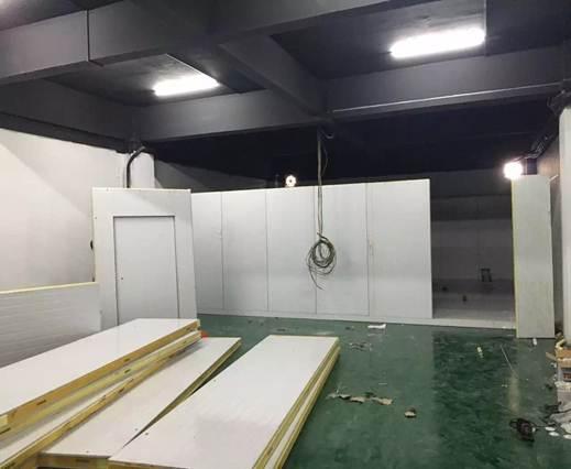 黄埔区GSP专用冷库-小型冷藏库